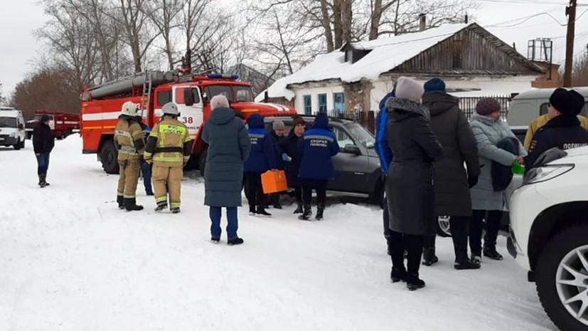 СК возбудил дело по факту гибели четырёх человек на Алтае