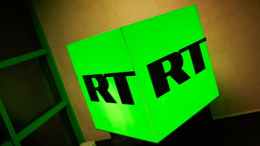 У проекта RT #СвоихНеБросаем появилась своя страница