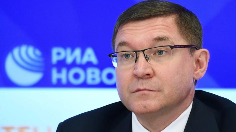 Якушев обсудил вопросы борьбы с пандемией с губернатором Тюменской области