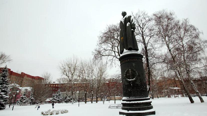 Ряд деятелей культуры призвали вернуть памятник Дзержинскому на Лубянскую площадь