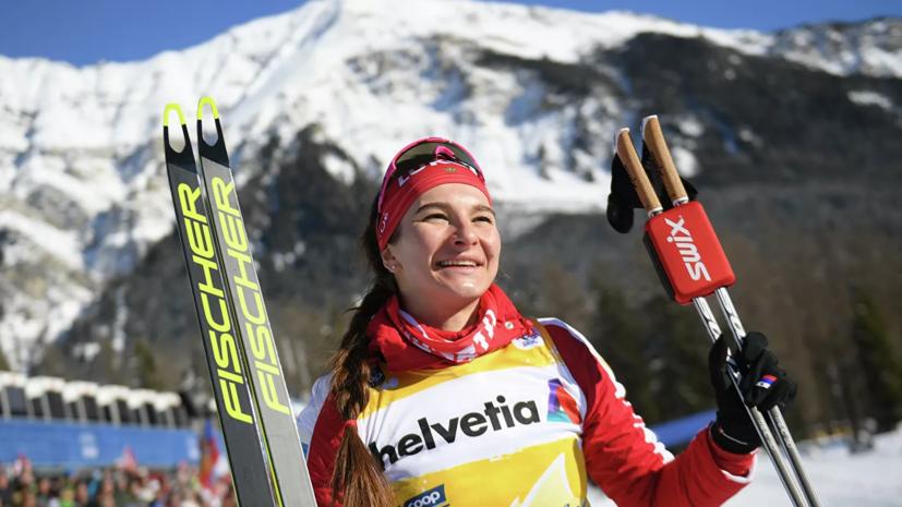 Тренер сборной России рассказал, когда лыжница Непряева возобновит полноценные тренировки