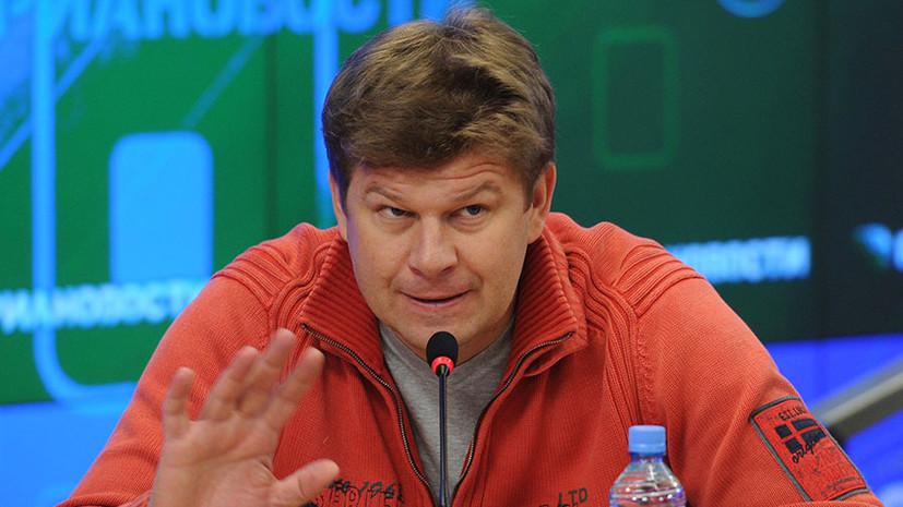 «Вы начали больше любить себя в спорте, чем спорт в себе»: что известно об открытом письме с критикой Губерниева