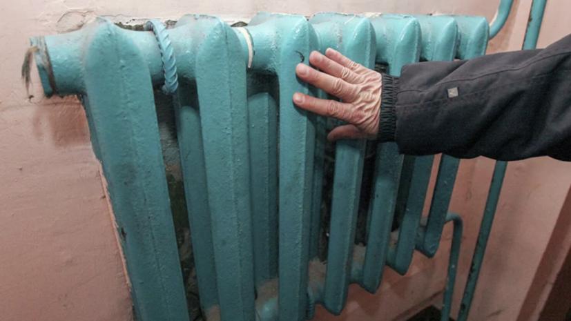 В Челябинске десятки домов остались без отопления в мороз из-за аварии