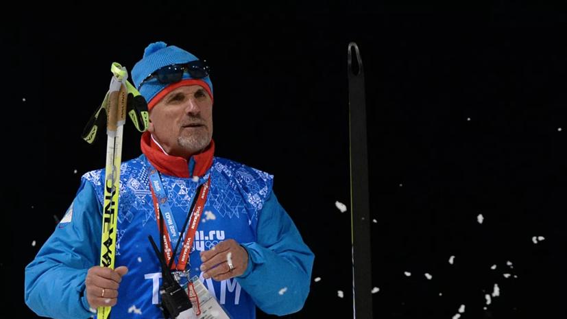 Лопухов не считает ошибкой вызов Гараничева на ЧМ по биатлону