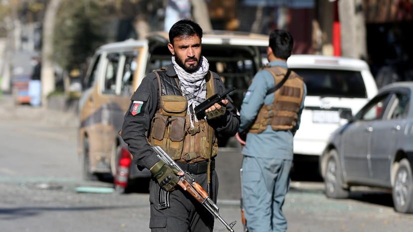 В Афганистане расстреляли автомобиль с сотрудниками министерства