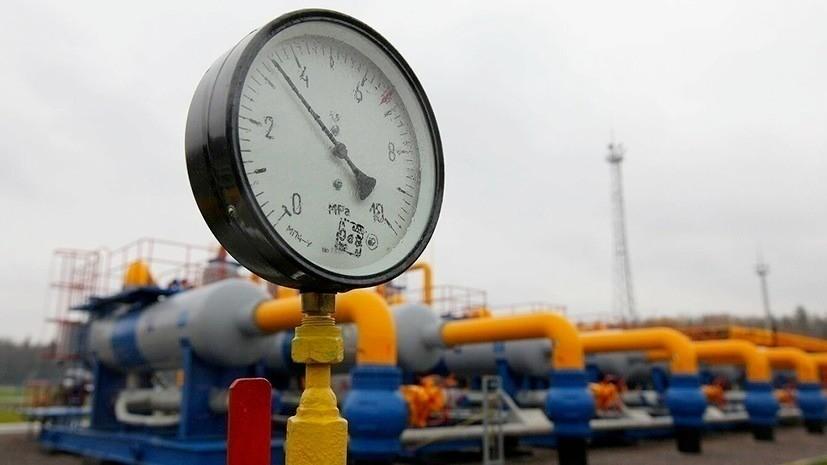 Приостановлен транзит газа из Литвы в Калининград