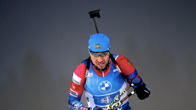Логинов выступит в спринте на ЧМ-2021 в майке золотого цвета в качестве действующего чемпиона