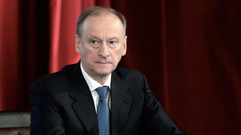 Патрушев провёл переговоры со спикером парламента Ирана