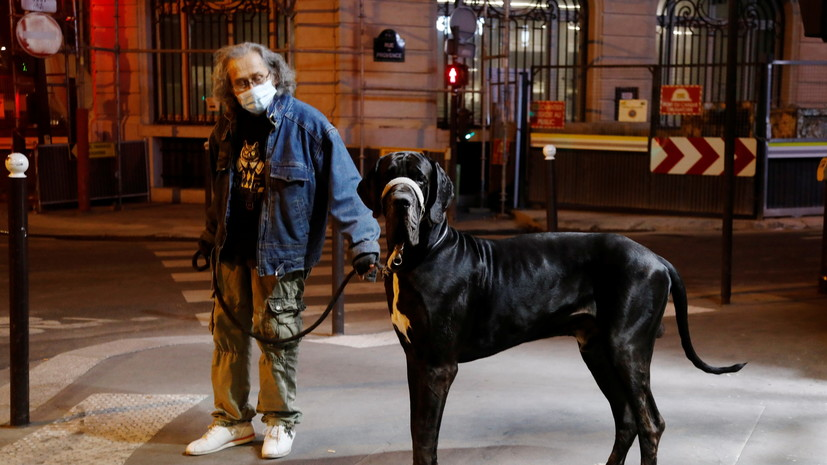 Нацсобрание Франции одобрило продление режима ЧП из-за пандемии