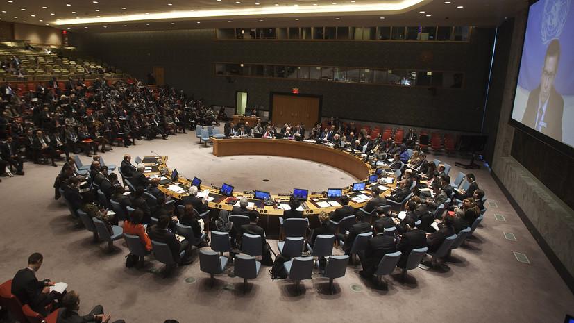 Совбез ООН призвал подготовить в Ливии выборы в декабре