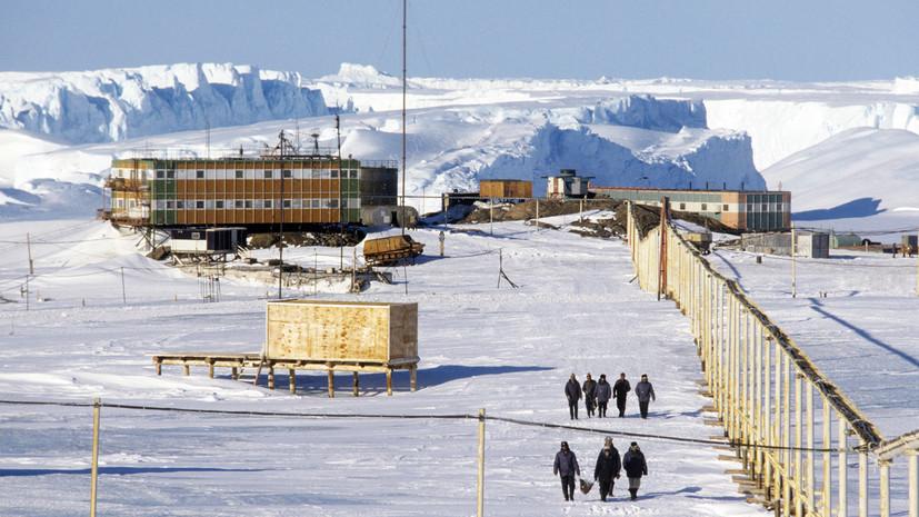 «Первым всегда трудно»: какую роль в освоении Антарктиды сыграла советская станция «Мирный»