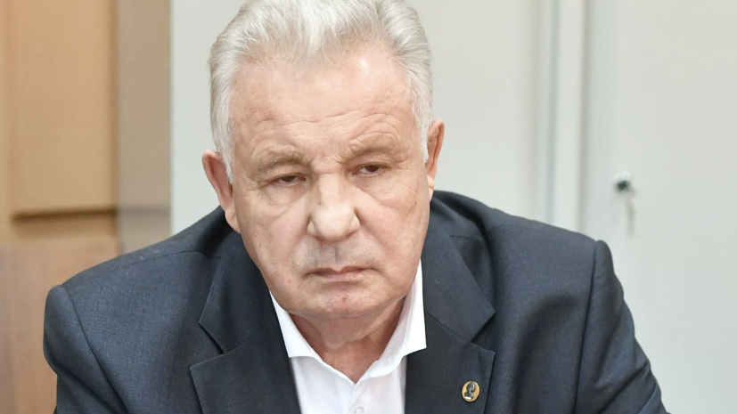 Гособвинитель просит 7 лет колонии для экс-главы Хабаровского края Ишаева