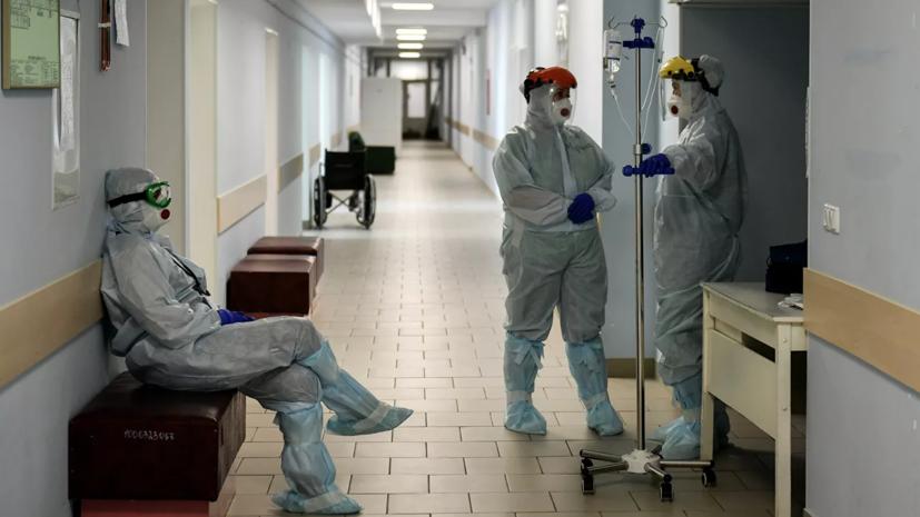 Александровская больница в Петербурге возобновит приём пациентов без COVID-19 с 1 марта