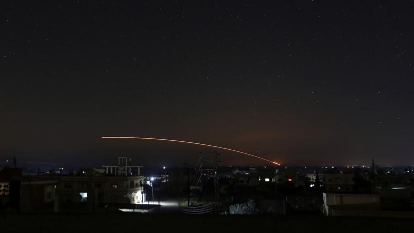 Российские ПВО отразили атаку на авиабазу Хмеймим в Сирии