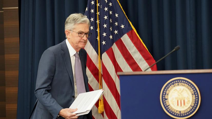 Глава ФРС призвал власти США не беспокоиться о росте госдолга
