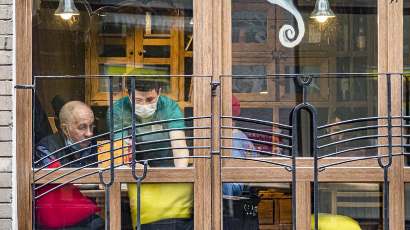 В Петербурге смягчили карантинные меры в отношении фуд-кортов