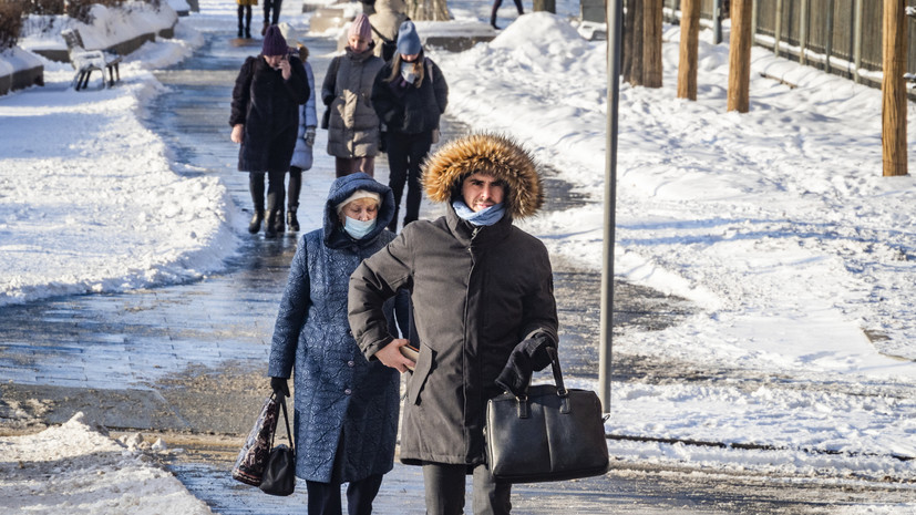 Синоптик прогнозирует похолодание в Европейской России на следующей неделе