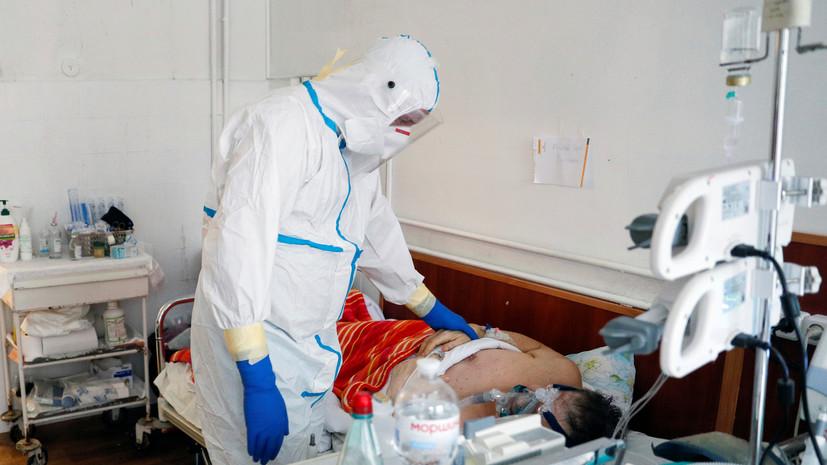 В Украине выявляют 5039 случаев коронавируса за сутки
