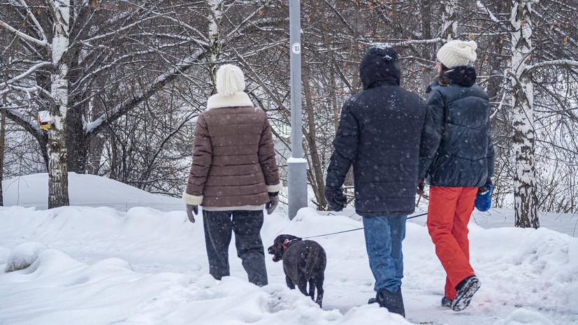 Спасатели предупредили о заморозках до -18 ˚С в Ростове-на-Дону