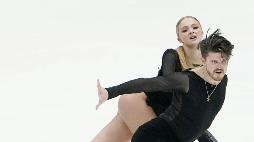 Тренер сообщил, что Степанова и Букин пропустят финал Кубка России по фигурному катанию.