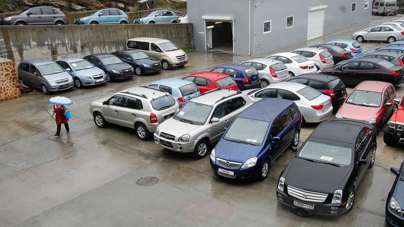 Эксперт прокомментировал популярность подержанных автомобилей в России