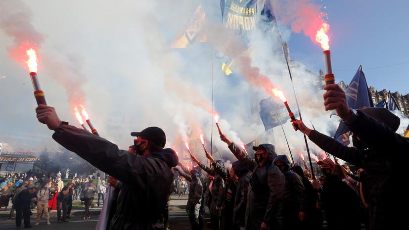 «Вопрос выпал из актуальной повестки»: изменит ли Киев политику в отношении нацменьшинств по призыву ЕС