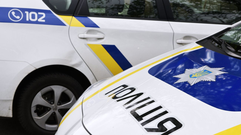 В Киеве проверяют данные о взрыве на детской площадке