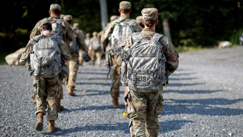Пентагон объявил о планах обсудить миссию в Афганистане