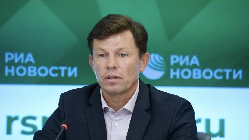 Майгуров: считаем, что СБР не запрещено использовать нашу цветную символику на ЧМ