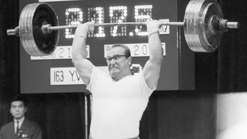 Скончался олимпийский чемпион по тяжёлой атлетике Власов