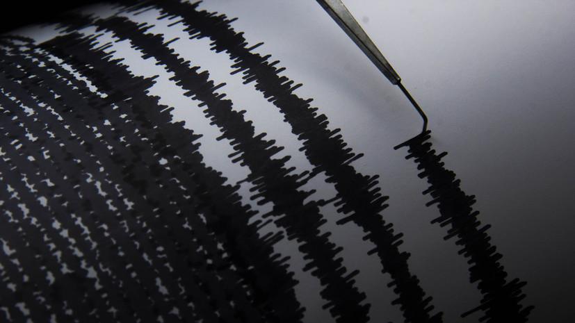 В районе Фукусимы произошёл афтершок магнитудой 5,2