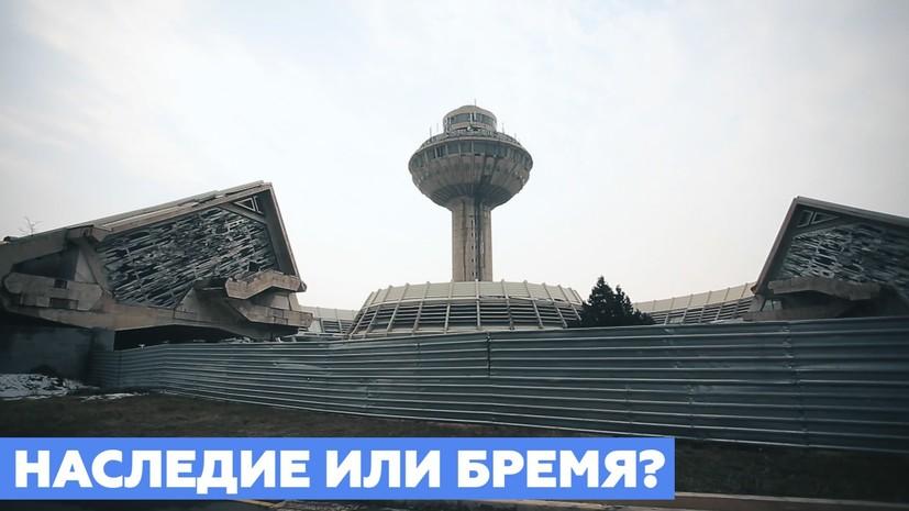 Сносить или не сносить: в Армении решают судьбу старого терминала аэропорта Звартноц