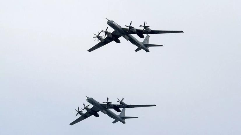 Ту-142 сел в Вологодской области из-за срабатывания датчика неисправности