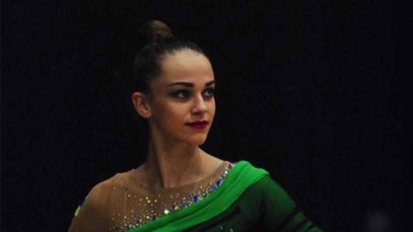 У украинской гимнастки Юзьвяк обнаружили злокачественную опухоль
