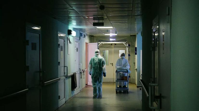 За сутки в России выявлено 14 207 случаев коронавируса