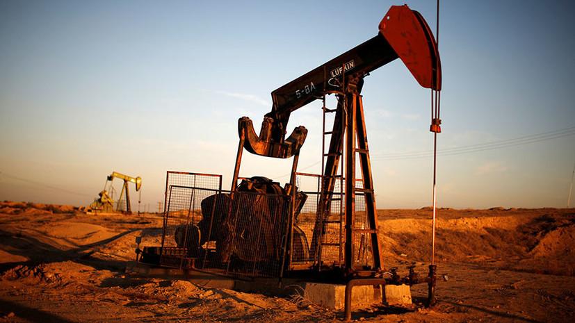 Морозный рост: цена нефти Brent превысила $63 за баррель впервые с января 2020 года
