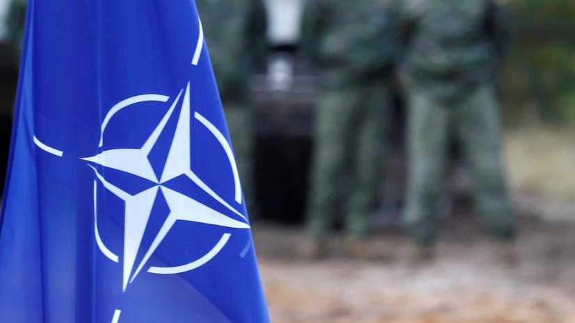 НАТО готово задействовать флот разведывательных беспилотников