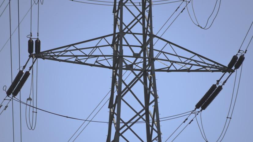 Около 400 тысяч человек остались без электричества в Мексике
