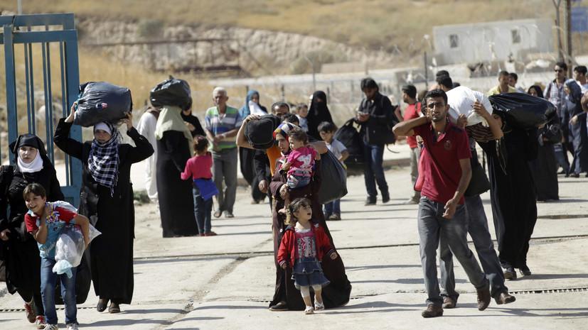 В Сирии откроют ещё три пункта пропуска для выхода жителей из Идлиба