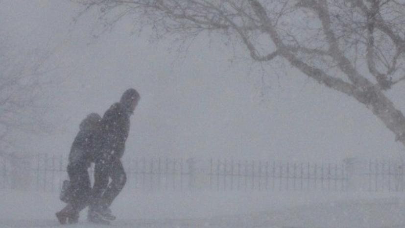 Непогода на Сахалине привела к транспортным проблемам