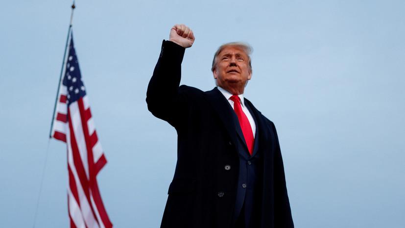AP: Трамп намерен возобновить контакты со СМИ