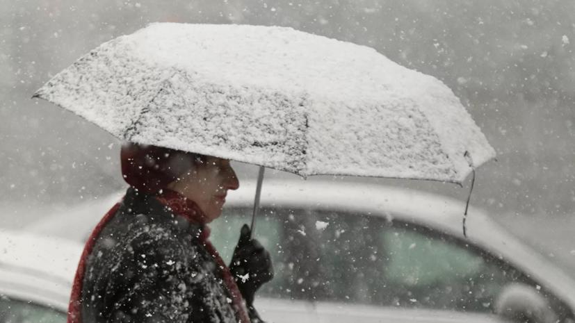 Синоптики прогнозируют метель вечером 16 февраля в Москве