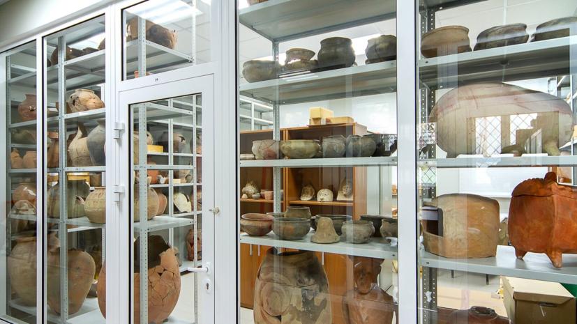 Музей Востока на ВДНХ проведёт онлайн-экскурсию по закрытым фондам