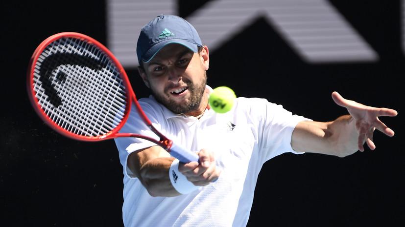Камельзон считает фантастической победу Карацева над Димитровым на Australian Open