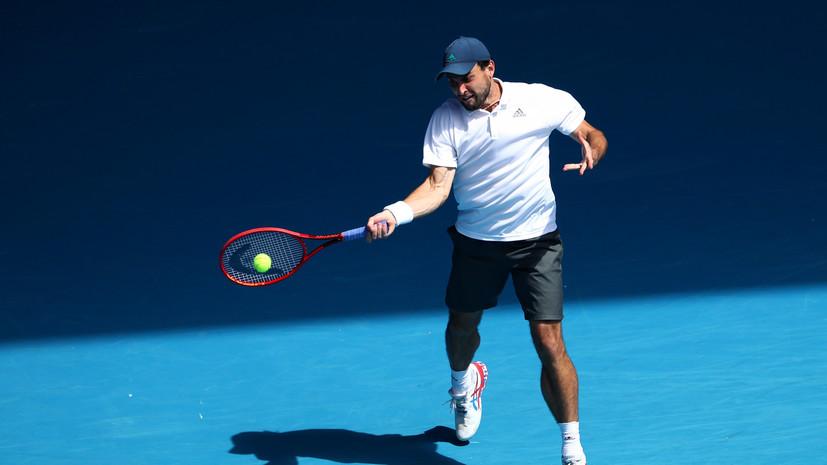 Губерниев о выходе Карацева в полуфинал Australian Open: перед ним можно только шляпу снять