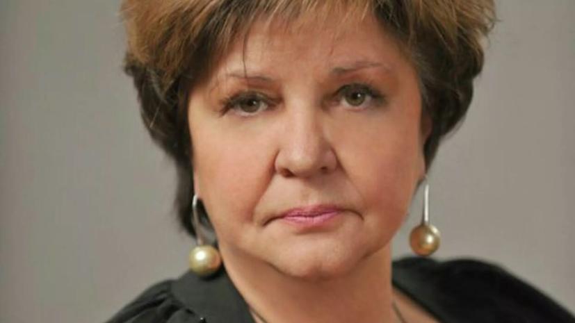 Умерла актриса Лариса Кичанова