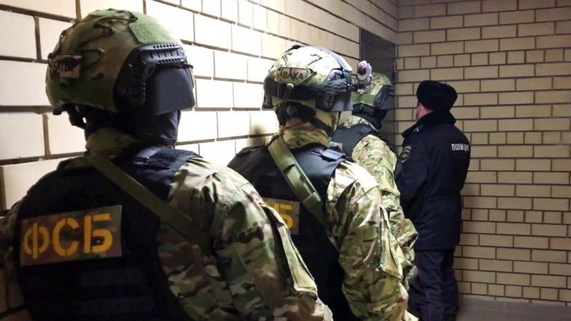 «Осуществляла сбор средств на нужды боевиков»: ФСБ пресекла деятельность группы сторонников ИГ в Крыму и Татарстане