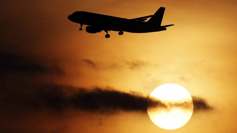 Россия продлила приостановку авиасообщения с Британией до 16 марта