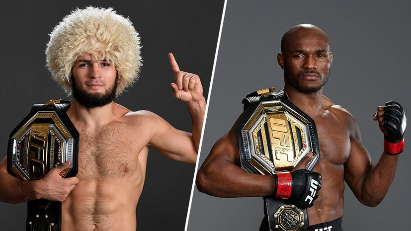 Вхождение в пантеон великих и два чемпионских пояса на кону: почему UFC стоит организовать бой Нурмагомедова с Усманом