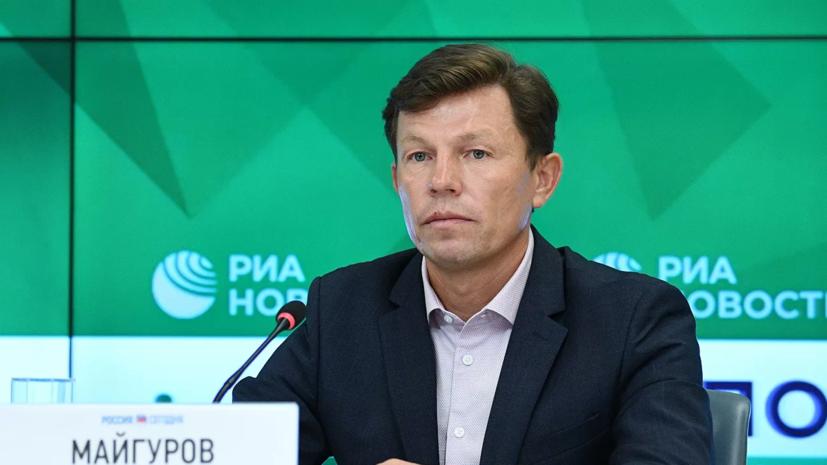 Майгуров: Миронова показала достойный результат в индивидуальной гонке